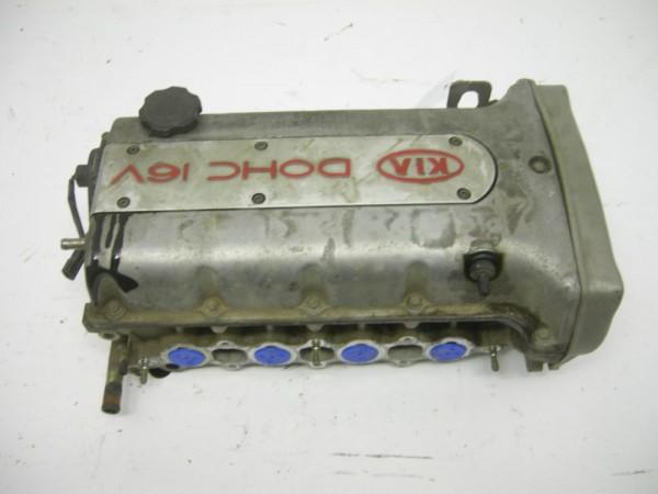 Zylinderkopf Kia CLARUS K9A 0K24710100C 1.8 85 KW 116 PS Benzin 05-1997 gebraucht