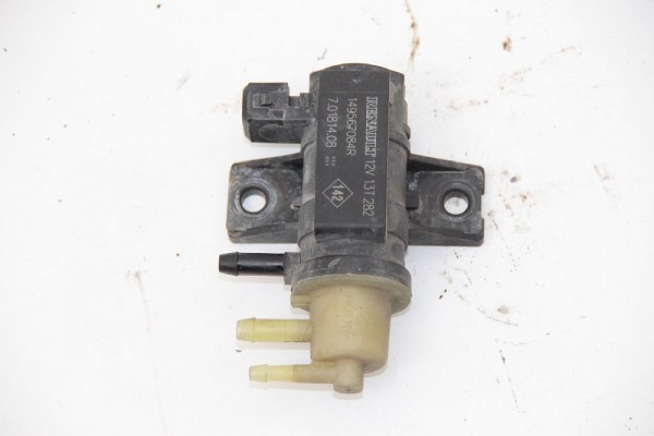 Unterdruckventil DACIA LOGAN 2 MCV 149567084R 1.5 66 KW 90 PS Diesel 06-2013 gebraucht