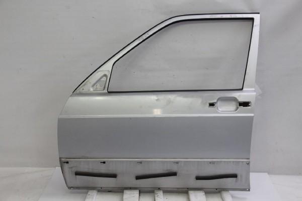 Tür Mercedes 190 W201 vorn links 2017202505 Silber 03-1993 gebraucht
