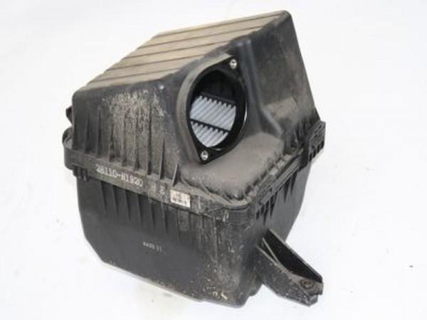 Luftfilterkasten Hyundai TERRACAN 28110H1920 2.9 120 KW 163 PS Diesel 09-2004 gebraucht