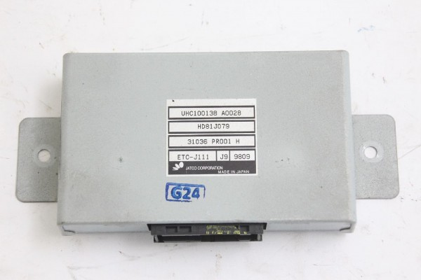 Getriebesteuergerät Rover 75 RJ UHC100138 2.5 129 KW 175 PS Benzin 12-1999 gebraucht