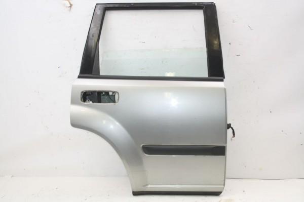 Tür für Nissan X-TRAIL 1 T30 hinten rechts H210M8H7MA Silber 05-2002 gebraucht