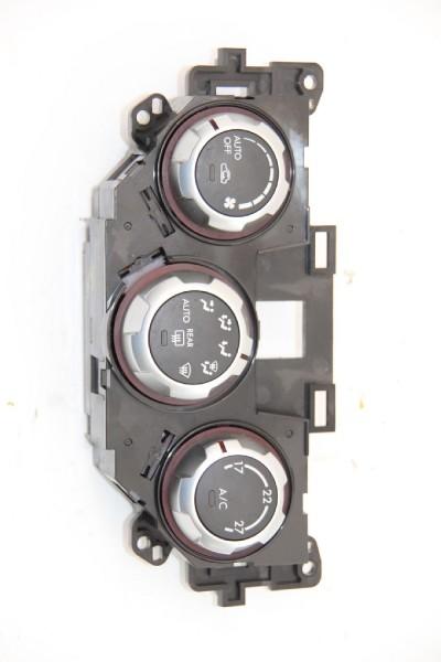 Klimabedienteil für Subaru FORESTER 3 SH 72311SC060 T1007170D 03-2009 gebraucht